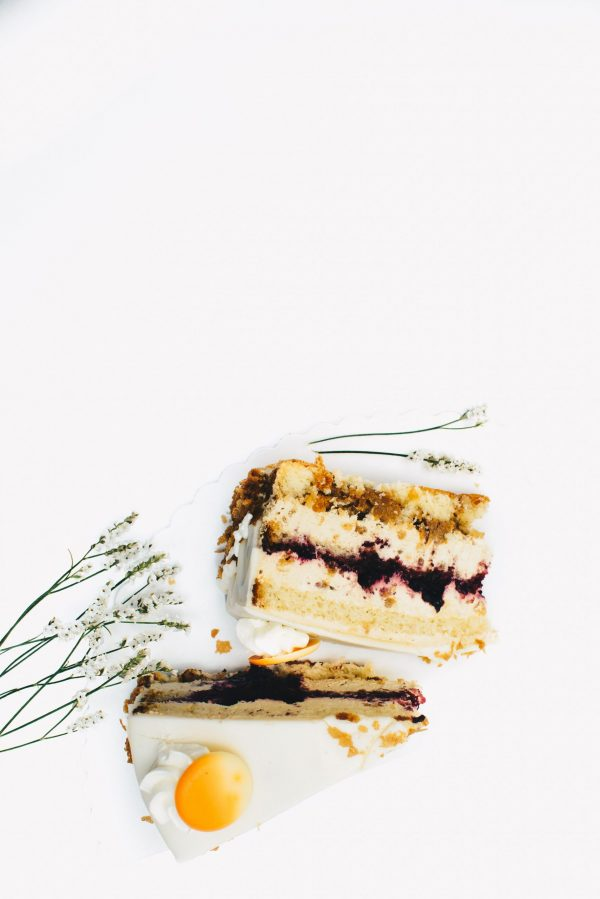Maskarponės sūrio ir karamelės tortas 2 kg.
