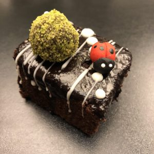 Purus šokoladinis pyragaitis